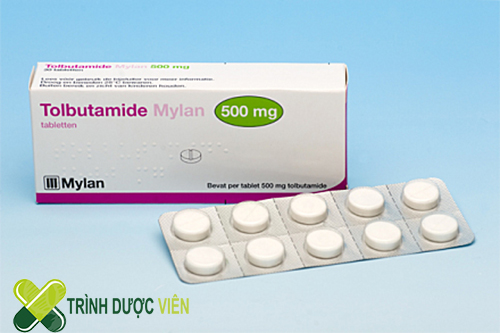 Tolbutamide-500mg