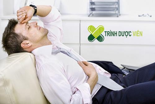 Mệt mỏi cũng là dấu hiệu của bệnh gan
