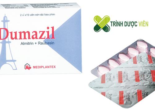 Trình dược viên giới thiệu thuốc Dumazil