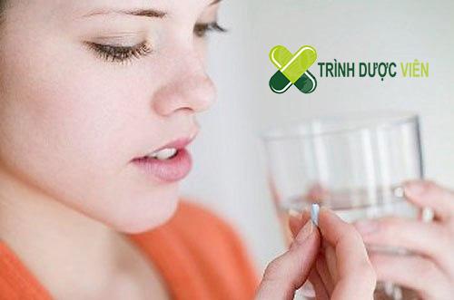 Tolbutamide dùng theo đường uống