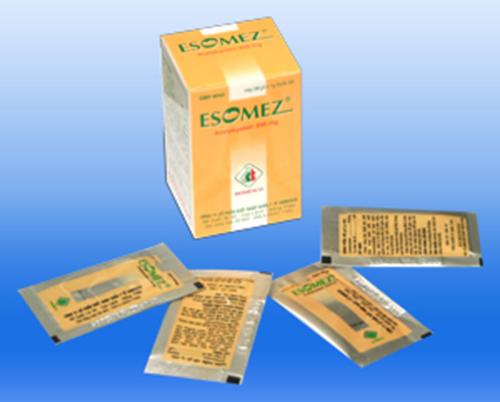 Trình dược viên giới thiệu thuốc Esomez 200mg