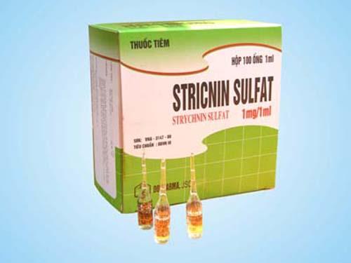 thuoc-Strychnin