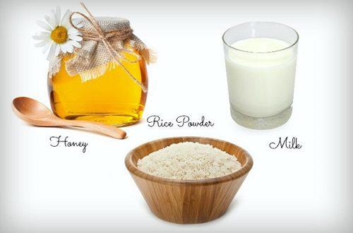 Nước cơm, sữa tươi và mật ong là bí quyết làm đẹp của phụ nữ Nhật