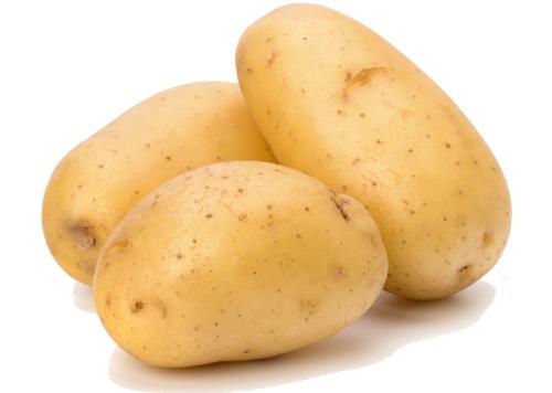 Bài thuốc dân gian chữa bệnh chàm từ khoai tây