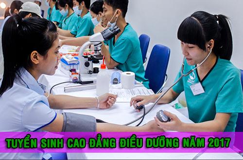 Hồ sơ Cao đẳng điều dưỡng Hà Nội năm 2017