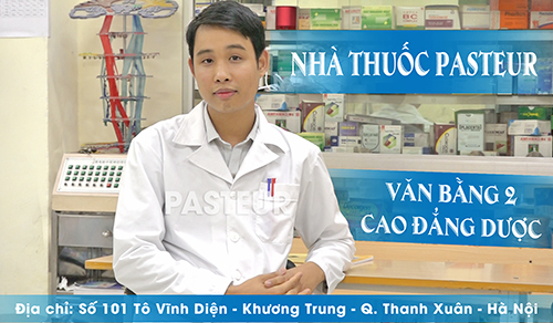 Cao đẳng Dược Hà Nội - Trường Cao đẳng Y Dược Pasteur