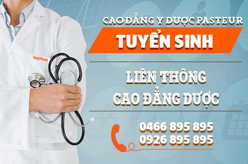 Địa chỉ đào tạo Liên Thông Cao đẳng Dược uy tín tại Hà Nội