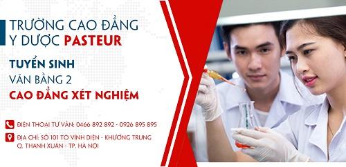 Địa chỉ Cao đẳng Y Dược Hà Nội - Trường Cao đẳng Y Dược Pasteur