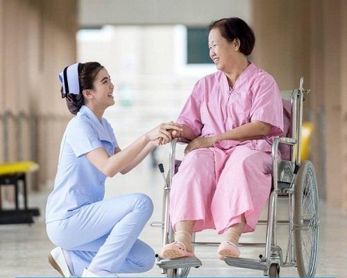 Trung cấp Điều dưỡng là lựa chọn của rất nhiều thí sinh