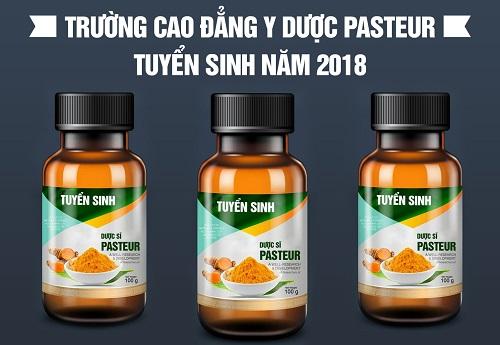 Cao Đẳng Y Dược Pasteur tuyển sinh năm 2018