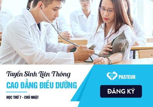 Liên thông Cao đẳng Điều dưỡng chắp cánh ước mơ dở dang