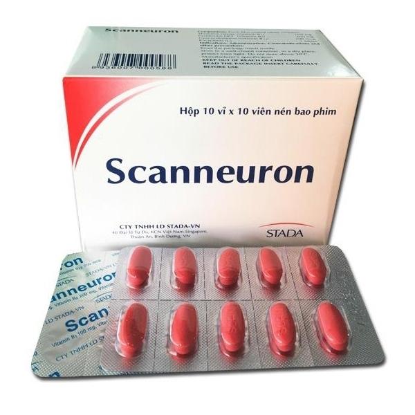 Tác dụng của thuốc Scanneuron đối với bà bầu