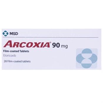 Thận trọng khi dùng thuốc Arcoxia 90mg