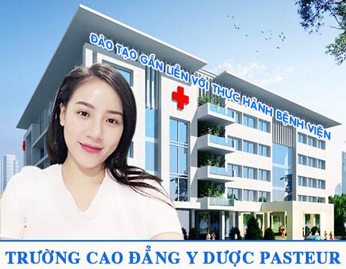 Trường Cao đẳng Y Dược Pasteur đào tạo y lý gắn liền y thuật