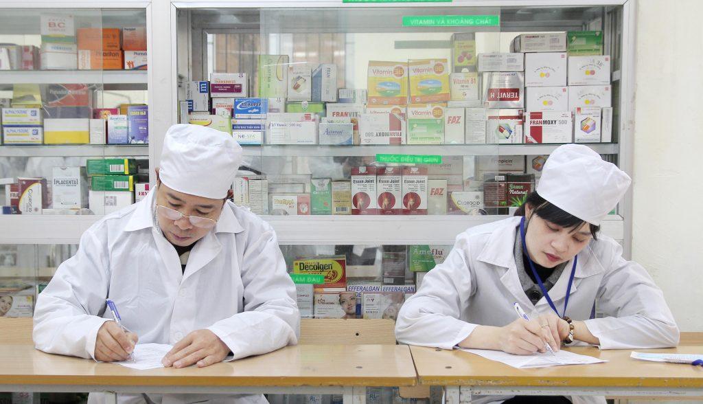Trong tương lai trình Dược viên có hữu dụng không?