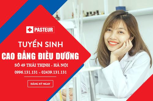 Thông tin tuyển sinh Cao đẳng Điều dưỡng Hà Nội năm 2018