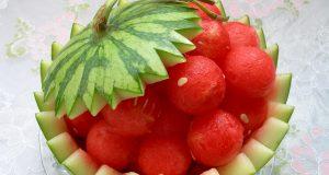 Chữa bệnh bằng dưa hấu như thế nào?