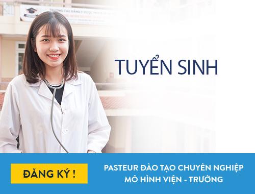 Đào tạo Cao đẳng Y Dược chuyên nghiệp gắn liền với bệnh viện, nhà thuốc