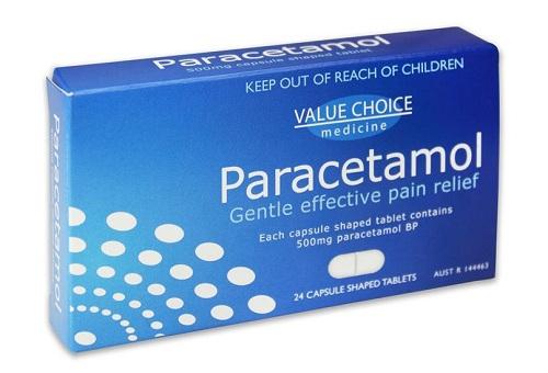 Trình Dược viên cảnh báo tác hại khi lạm dụng Paracetamol