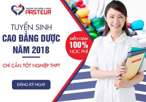 Học Cao đẳng Dược TPHCM với mức học phí hợp lý