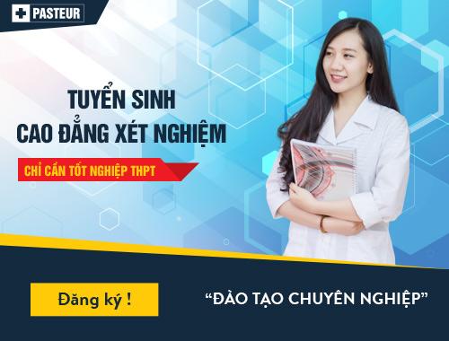 Đối tượng nào có thể đăng ký học Cao đẳng Xét nghiệm Hà Nội năm 2018?