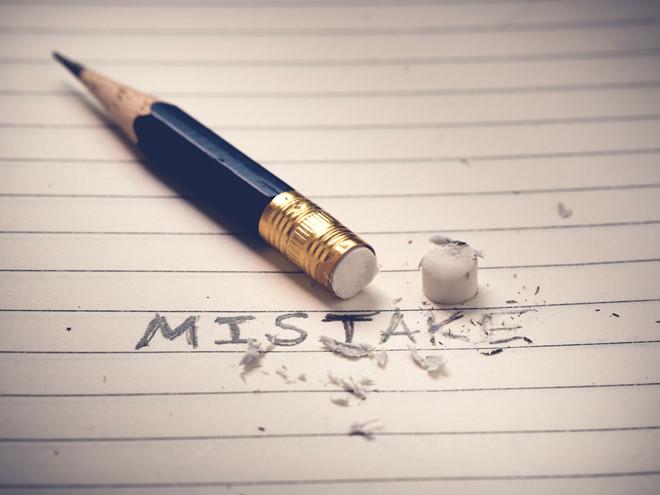 Những sai lầm đáng tiếc thí sinh thường gặp phải khi làm bài thi