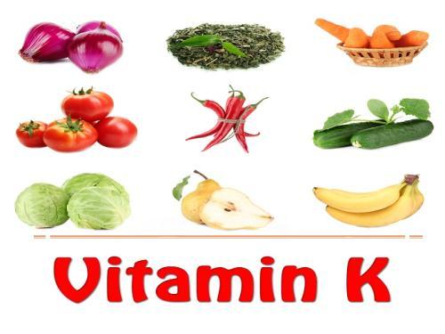 Những thực phẩm giàu Vitamin K