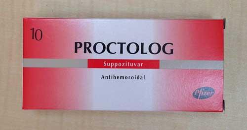 Tác dụng phụ khi dùng thuốc Proctolog