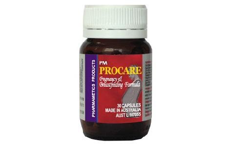Tìm hiểu về thuốc bổ máu Procare