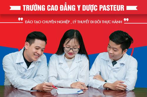 Cao đẳng Y dược Pasteur đào tạo Dược sĩ chất lượng