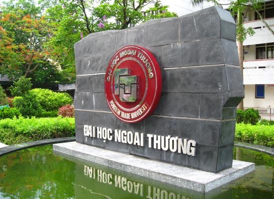 Đại học Ngoại Thương công bố chỉ tiêu tuyển sinh 2018