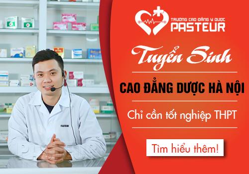 Học Cao đẳng Dược để trở thành Dược sĩ chuyên nghiệp