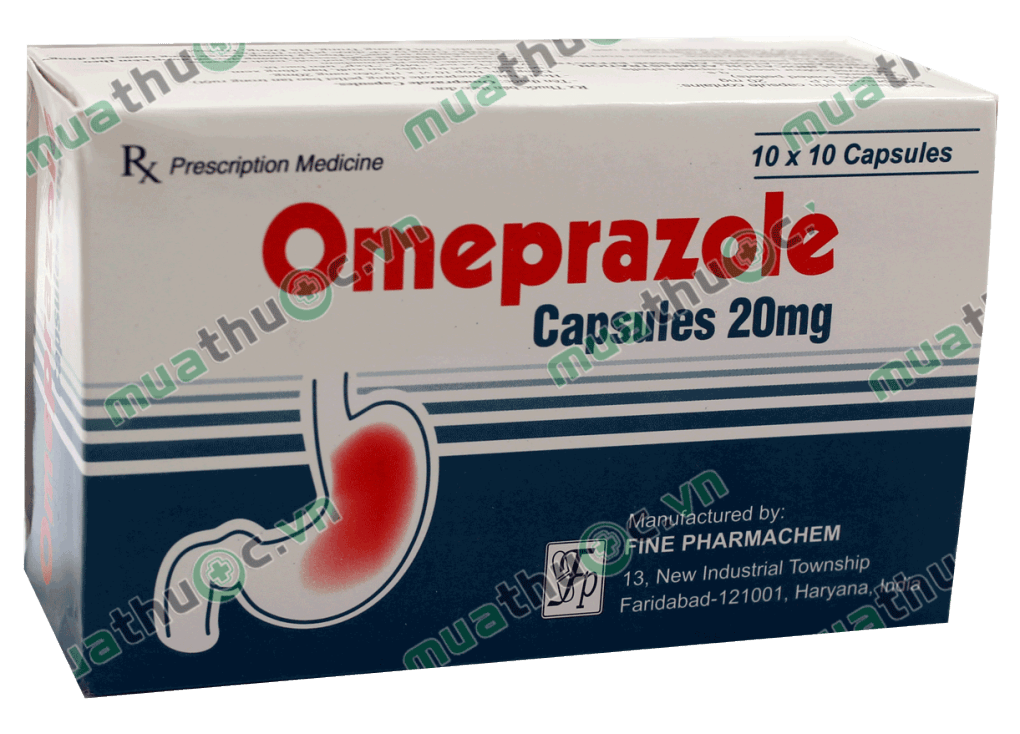 Omeprazole là thuốc gì?