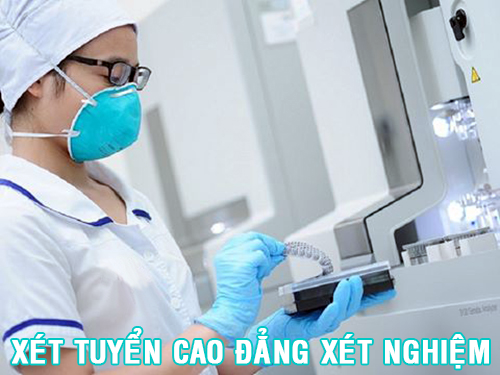 Tuyển sinh Cao đẳng Xét nghiệm quận Đống Đa, Hà Nội năm 2018