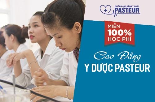 Cơ hội miễn 100% học phí Cao đẳng Dược Đà Nẵng