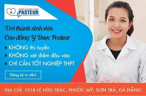 Tuyển sinh Cao đẳng Y dược Đà Nẵng 2018