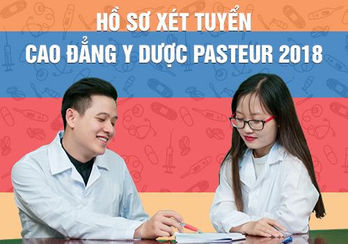 Hồ sơ xét tuyển Cao đẳng Y Dược Đà Nẵng năm 2018 cần gì?