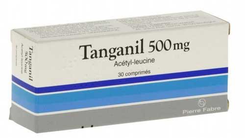 Tác dụng của thuốc Tanganil