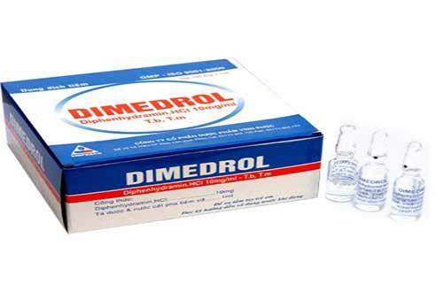 Trình Dược viên hướng dẫn cách sử dụng thuốc Dimedrol an toàn