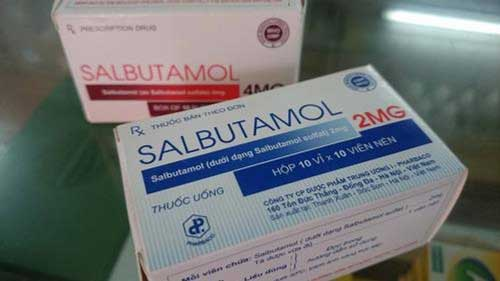 Trình Dược viên tư vấn cách sử dụng thuốc Salbutamol
