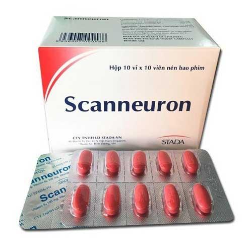 Tác dụng của thuốc Scanneuron là gì?