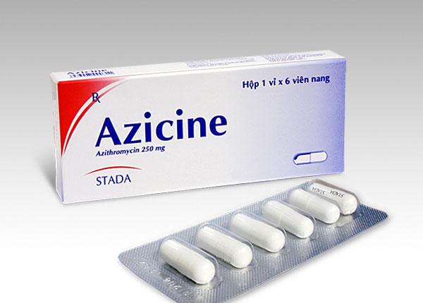 Azithromycin không có tác dụng đối với các bệnh do nhiễm virus