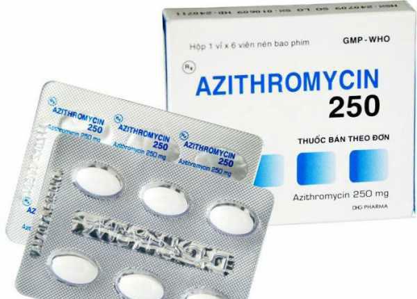 Tìm hiểu cách sử dụng thuốc Azithromyci