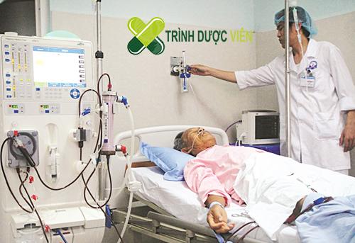 Levofloxacin 500mg là thuốc kháng sinh được dùng cho bệnh nhân suy thận