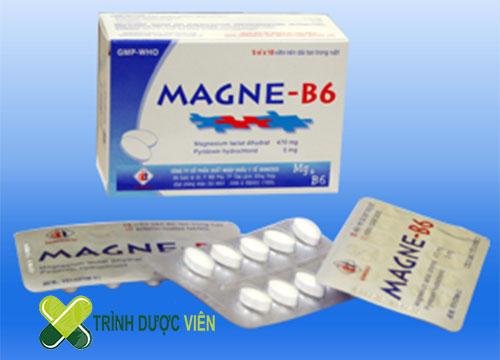 Thuốc Magne – B6