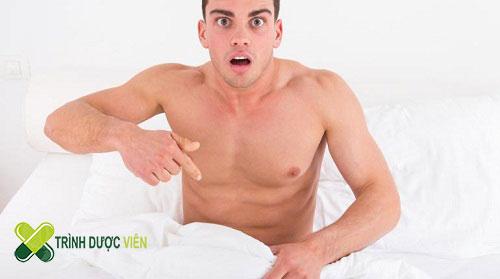 Một số loại thuốc gây ra rối loạn cương dương ở nam giới