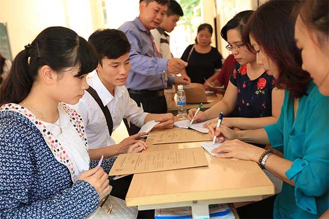 Những giấy tờ cần mang theo khi nôp hồ sơ xét tuyển Cao đẳng Xét nghiệm