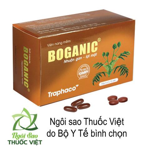 Uống thuốc bổ gan Boganic có gây hại cho thận không?