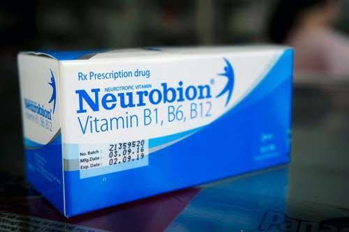 Sử dụng thuốc neurobion viên như thế nào?