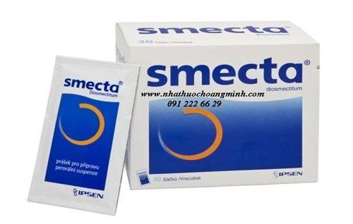 Tác dụng của thuốc Smecta là gì?